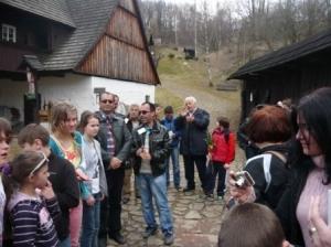2013.04.16 - Projekt Comenius: Pstrążna