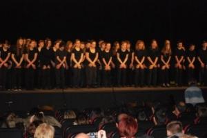 2013.04.15 - Projekt Comenius: Spektakl