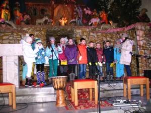 2014.01.25 - Kolędowanie u Franciszkanów