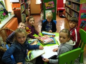 2013.12.12 - Lekcja w miejskiej bibliotece
