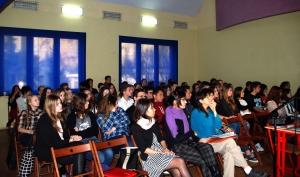 2014.11.26 - Debata: Rola kobiety w różnych kulturach i religiach