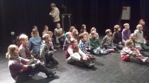 2014.12.16 - Lekcja w teatrze