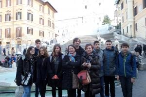 2016.01.17 - Erasmus: Rzym
