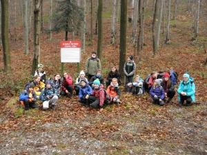 2016.11.26 - Klub ekologiczny: Rezerwaty Cisy i Cisowa Góra