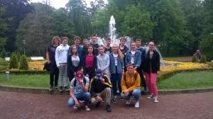 2018.05.25 - Zielona szkoła we Freiberu