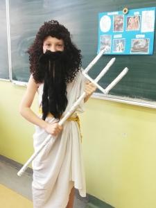 Niezwykła lekcja historii w klasie 5